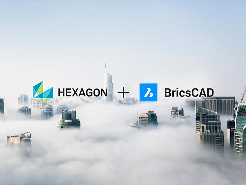 Hexagon объявляет о приобретении Bricsys