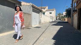 La alcaldesa cantoriana, Puri Sánchez.