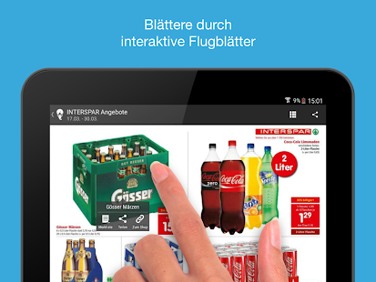 marktguru aktionen angebote android apps on google play. Black Bedroom Furniture Sets. Home Design Ideas