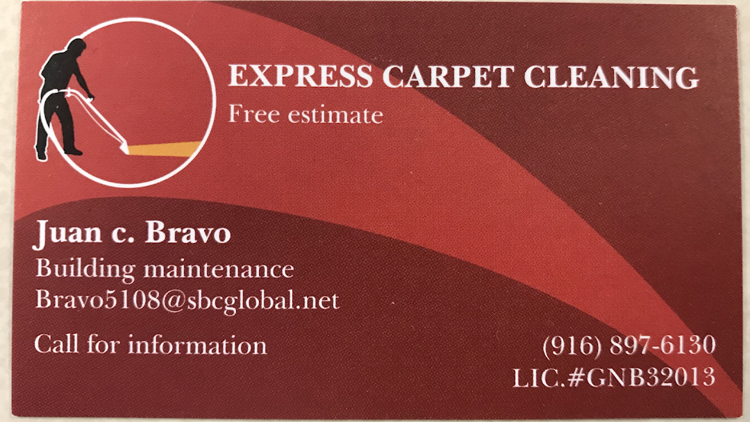 Express carpet cleaning / Floor
