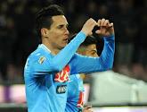 L'Inter et Naples se neutralisent