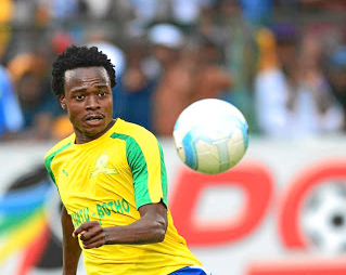 Percy Tau. Picture: GALLO IMAGES
