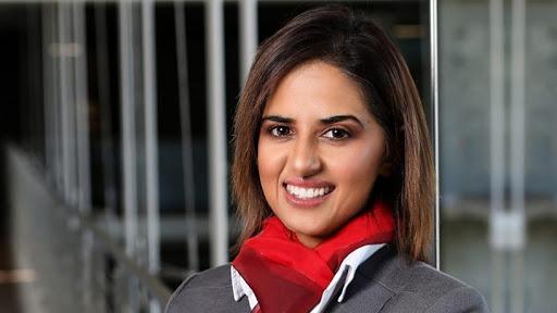 Fatima Hassim, Vodacom business managing executive.