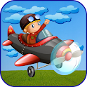 Aeroplane Games For Kids Match icon