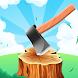 怠け者の木こり 3D - Androidアプリ