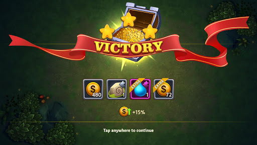 Mystery Forest - Match 3 Fun  screenshots 6