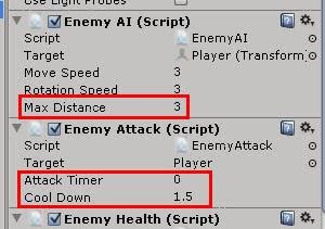 Project RPG] Hướng dẫn tạo tính năng chiến đấu cận chiến cho người