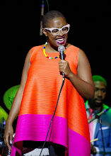 Photo: Cecile McLorin Salvant at Sound Board 2016