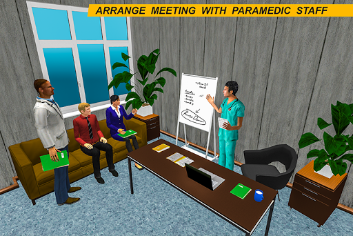Virtual Hospital Family Doctor Surgeon Emergency 7 screenshots 2