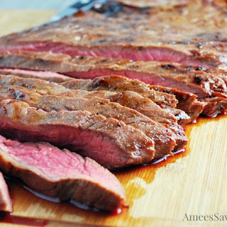 The Best Flank Steak Marinade