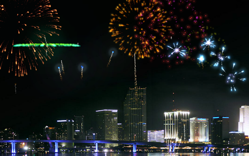 Real Fireworks 1.3 screenshots 9