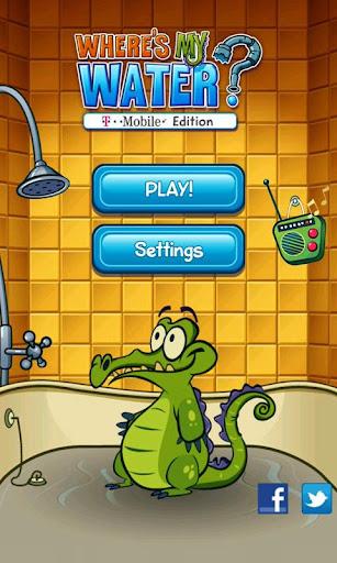 Where's My Water? T-Mo Edition screenshot 1