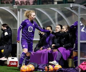 Super League: Anderlecht continue sa marche impériale