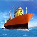 Oil Tanker Ship Simulator 2020 icon