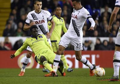 Fabrice N'Sakala (ex-Anderlecht) over transfer die in het water viel