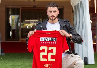 """Nieuwe verdediger Antwerp wil misverstand uit de wereld: """"Het is unfair dat ze me in Nederland zo neerzetten"""""""