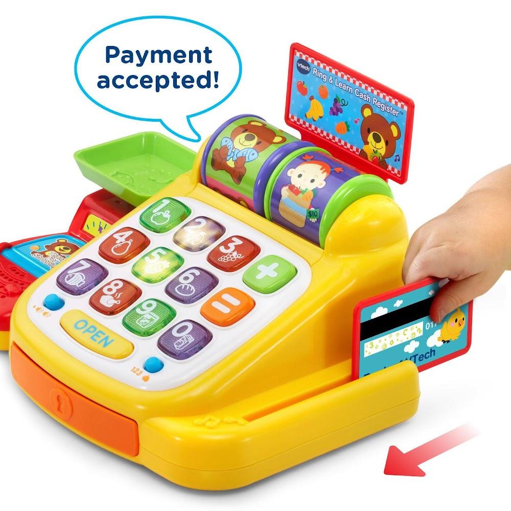 Ring & Learn Cash Register™