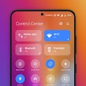 Mi Control Center: Notifications and Quick Actions icon