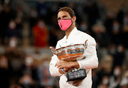 Rafael Nadal won the 2020 French Open after beating Serbia's Novak Djokovic in the final.