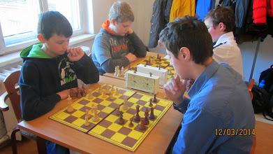 Photo: Mecz na szczycie SP Żmigród - SP nr 3 Oborniki Śl. przegraliśmy 1,5-2,5