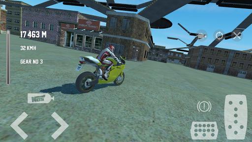 Motorbike Crush Simulator 3D  screenshots 8