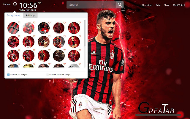 ac milan wallpapers theme greatab ac milan wallpapers theme greatab