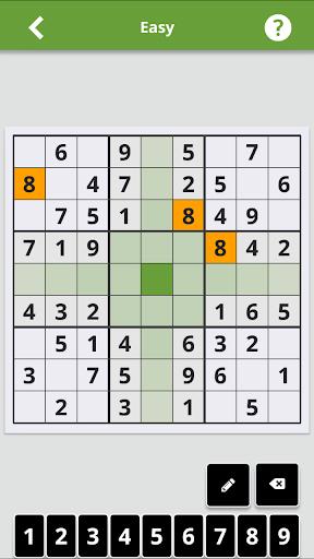 Sudoku - Free Classic Sudoku Puzzles filehippodl screenshot 6