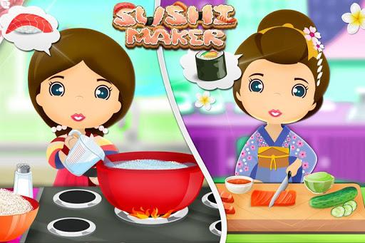 Sushi Maker - Cooking Game