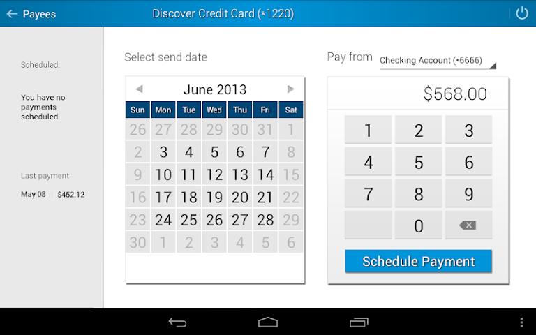 android BankUnited Screenshot 9