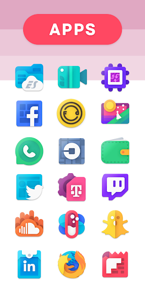 Download APK: Moxy Icons v6.2 [Patched]