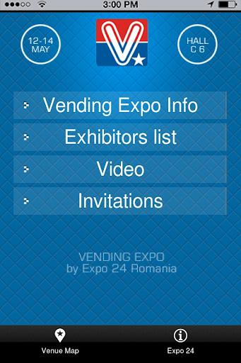 Vending Expo 2015
