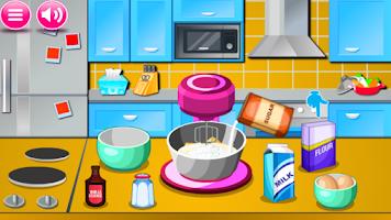 Screenshot of Bake Cupcakes - Cooking Games