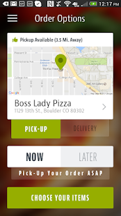 Boss Lady Pizza- screenshot thumbnail