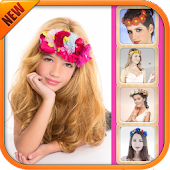 Make up Hair - Flower Crowns