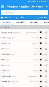 Longman Advanced American Dictionary 1