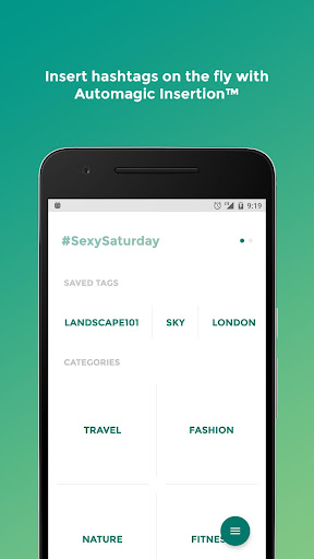 Magnify - Instagram Hashtags 1.1.4 screenshots 1