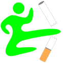 Stop Smoking - EasyQuit free icon