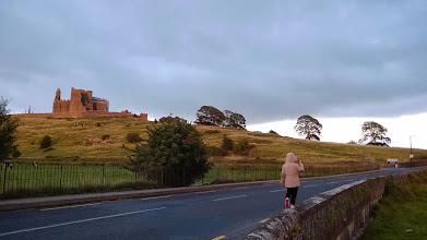 Photo: Walking Cashel's inviting walls.