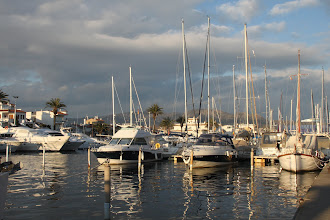 Photo: ... son port ...