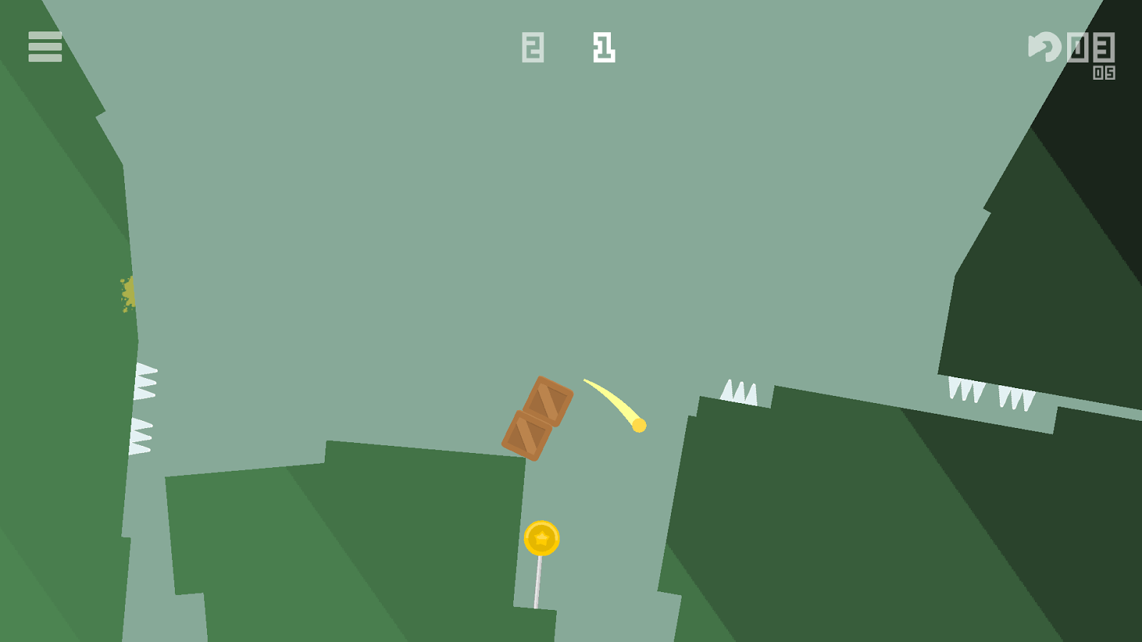 Not Golf- screenshot