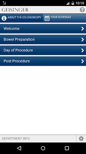 Easy Prep: Colonoscopy