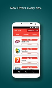 FreeATM: Free Recharge v160.0