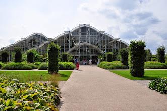 Photo: The Glasshouse -RHS gardens Wisley