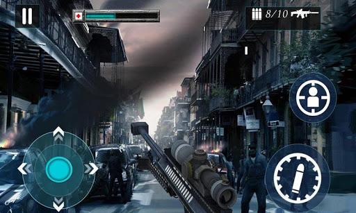 Zombie Sniper Shooting: 3D  screenshots 4