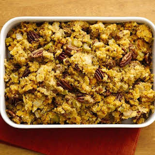 Slow-Cooker Chorizo, Pecan and Cheddar Stuffing.