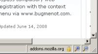 웹 페이지의 글자크기 확대/축소하기