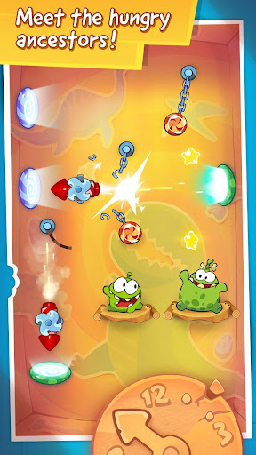 Cut the Rope: Time Travel screenshot 5