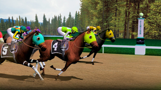 Horse Racing  : Derby Horse Racing game filehippodl screenshot 2
