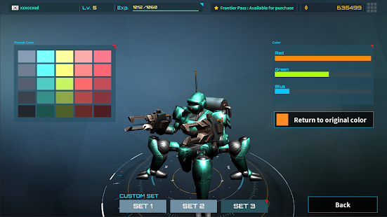 Armored Frontier for PC-Windows 7,8,10 and Mac apk screenshot 4