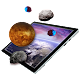 Space Landscape 3D Live Wallpaper HD